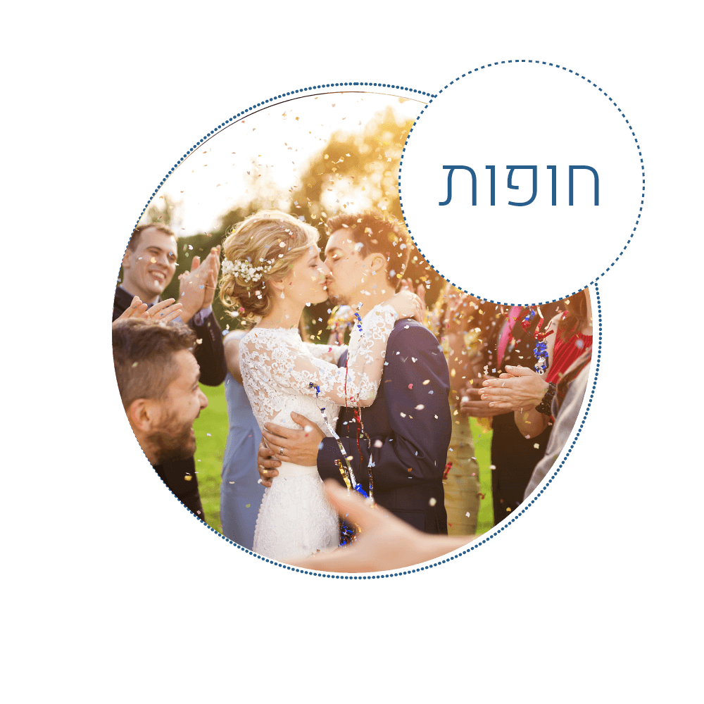 Weddings and events in Eilat Spa word