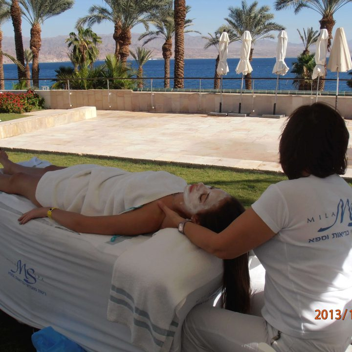 Special events at Spa Eilat